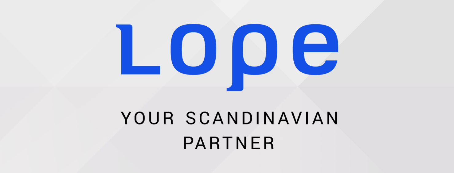 Lope Group A/S logo